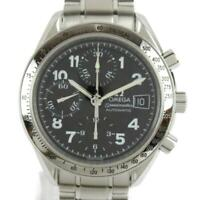 OMEGA Speedmaster Men's watch 351352 Automatic Black Stainless steel (SS) Used