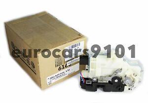 OEM Volkswagen Jetta Rear Left & Right Door Lock Actuator Mechanisms Set of (2)