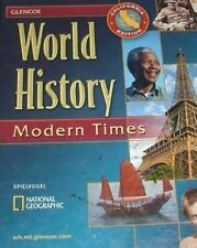 World History - California Edition: Modern Times by Spielvogel, Jackson S.