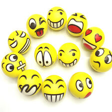 Funny Smiley Face Anti Stress Reliever Ball ADHD Mood Toy Squeeze new