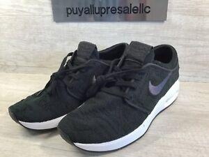 Men's Nike SB Air Max Janoski 2. Black/White/Anthracite AQ7477-001 Size 8