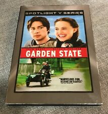Garden State Dvd In Protective Sleeve, Braff, Portman, Free First Class Shipping