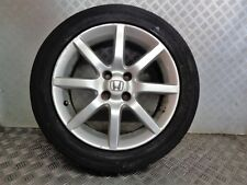2005 HONDA CIVIC 4 STUD 16'' ALLOY WHEEL & TYRE 205/50R16 ( SEE ALL PICTURES )