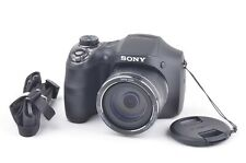 MINT- SONY DSC-H300 20.1MP CAMERA, STRAP+CAP, BARELY USED, VERY NICE!