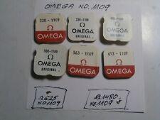OMEGA NO.1109