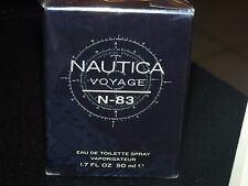 Nautica Voyage N-83 Men Fragrances Brand New Sealed 1.7 Fl oz 50ml Spray