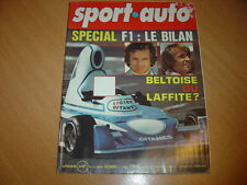 Sport Auto N°167 Opel Manta GTE.Lancia Beta Coupé 2000.Tour de Corse