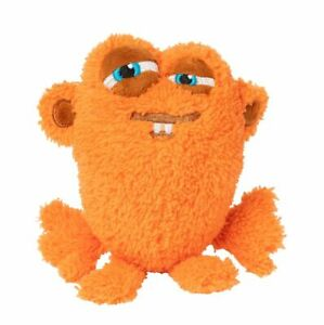NEW! YARDSTERS OOBERT DOG TOY PLUSH MONSTER NON TOXIC WASHABLE SMALL