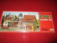 FALLER H0 1713 combi-kit Malerwinkel Stadtmauer NEU OVP