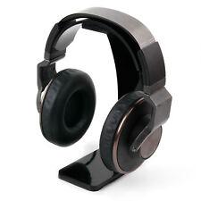 Plastic Headphone Desk Stand For The Ultrasone Edition M Black Pearl