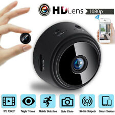 Mini Hidden Spy Camera Wireless Wifi IP Home HD 1080P Security DVR Night Vision