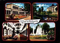 Bad Kissingen , Ansichtskarte,  gelaufen