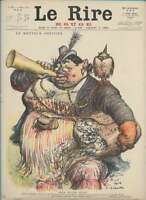 Journal Le RIRE Rouge, édition de guerre N° 17 du 13 mars 1915