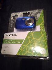 Vivitar ViviCam S126 16.1MP Digital Camera (Blue) • Lightweight • Easy to Use!