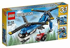 Lego Creator 3in1 Twin Spin Helicopter 31049