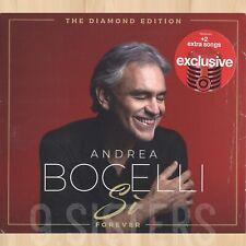 +2 BONUS TRACKS---> ANDREA BOCELLI Sì Forever: Diamond Edition EXCLUSIVE CD 0624