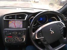 Citroen DS4 dashboard air bag kit airbag seatbelts ECU excellent condition