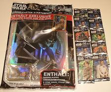Topps Star Wars Rogue One - Starterpack + 10 Booster NEU & OVP