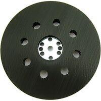 Bosch 125mm HARD Sanding Pad Plate PEX 400 AE A PEX 12 AE SINGLE screw mount