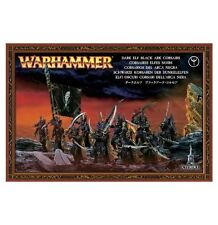 Warhammer Fantasy: Dark Elves: Black Ark Corsairs  NEW