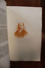 Tancrède Marcel Figures Contemporaines Mariani Biographie 1911 1/25 ex. Rare !