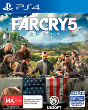 Far Cry 5 PS4 Game NEW