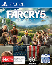 Far Cry 5 PlayStation 4 Game NEW