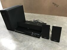 Phillips HTS3555 Home Entertainment System W/ Subwoofer, Speakers & Remote Contr