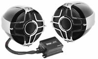 New! Boss MC750B Bluetooth 1000 Watts Motorcycle Speaker and Amplifier System
