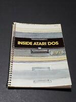 Inside Atari DOS compiled by Bill Wilkinson 1982 - COMPUTE! Books VERY HTF RARE
