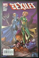 "NEW EXILES 16 & 17 (MARVEL 2009) ""BREWSTER GOLD"" NOS 9.4+ NM GRADE, SEELEY COVER"