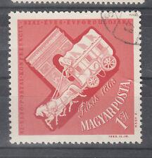 Briefmarken Ungarn 1963 100 Jahre Postkonferenz Paris Mi.Nr.1942