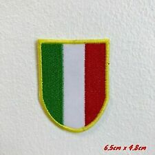ALFA ROMEO CLASSIC ITALIAN MOTORSPORT RACING CAR EMBROIDERED PATCH UK SELLER