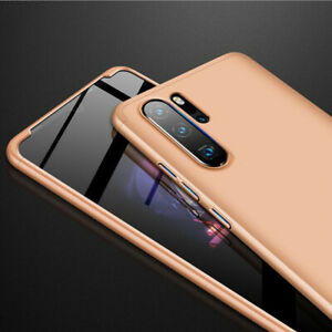 For Huawei Mate 10 Lite Pro 360°Full Protection Hard Case Cover + Tempered Glass