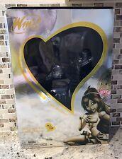 Winx Club Jakks Gold Believix Bloom Doll Box