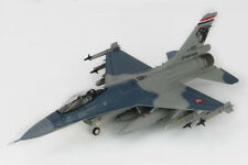 HA3863 F-16C Fighting Falcon 1/72 Model #1615 IQAF 9th FS Black Panthers