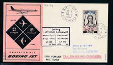 61743) LH FF Frankfurt - Stuttgart 26.4.64, SoU ab Monaco