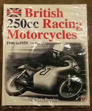 British 250cc Racing Motorcycles 1950er von Chris Pereira