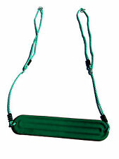 Cubby Strap Swing with Adjustable Ropes GREEN Tree Play Equipment outdoor toys