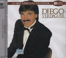 Diego Verdaguer La Mas Completa Coleccion 2CD New Nuevo sealed