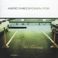 MERCYME: SPOKEN FOR CD! [2005] ALL THE ABOVE ~ THE LOVE OF GOD ~ CRAZY! MINT!