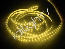 BOBINA 5MT STRIP LED 5050 12V IP33 LUCE GIALLA