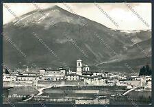Perugia Norcia foto cartolina B8857 SZG