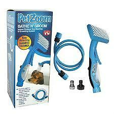 PetZoom Bathe 'N Groom Dog Washing & Grooming Pet System