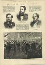 1875 Fatal Balloon Accident Sivel Croce-spinelli Tissandier