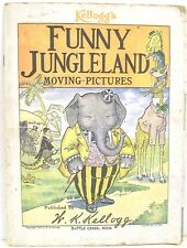 Kellogg's Funny Jungleland Moving Pictures    1909