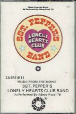 Abbey Road '78 Music from Sgt. Pepper's Lonely Hearts Club Band Cassette Tape