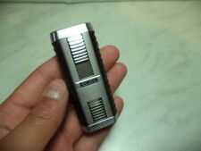 RONSON ACCENDINO  LIGHTER  FEUERZEUG MODEL MALCOM 02 JET SIGARO CIGAR NEW