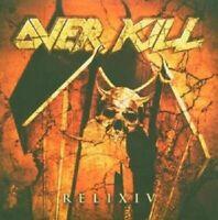 "OVERKILL ""RELIXIV"" CD THRASH METAL NEW"