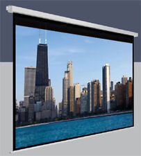 "130"" Electric Projector Screen 16:9,Manto Series Screens,Professional Design HD"